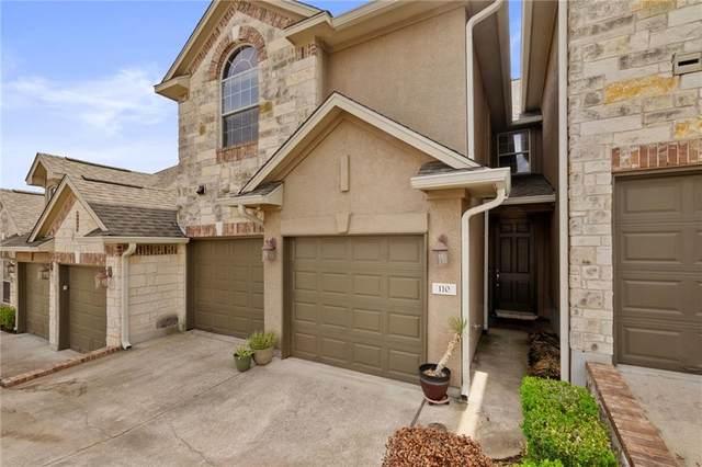 110 Sunrise Ridge Loop #1402, Austin, TX 78738 (#1657134) :: The Perry Henderson Group at Berkshire Hathaway Texas Realty