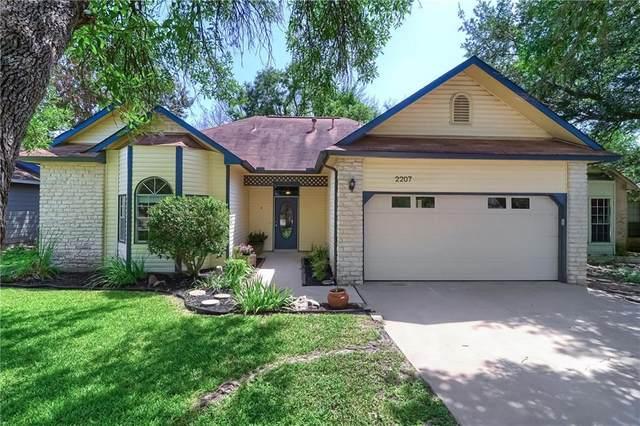 2207 Big Hollow Dr, Austin, TX 78728 (#1658750) :: Papasan Real Estate Team @ Keller Williams Realty