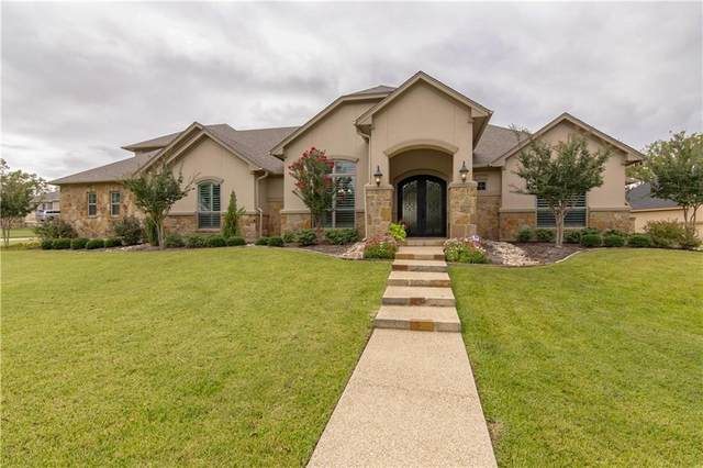 2180 Rivers Edge Dr, Belton, TX 76513 (MLS #1659136) :: Vista Real Estate