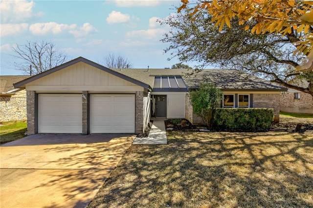 12811 Poquoson Dr, Austin, TX 78727 (MLS #1660354) :: Vista Real Estate