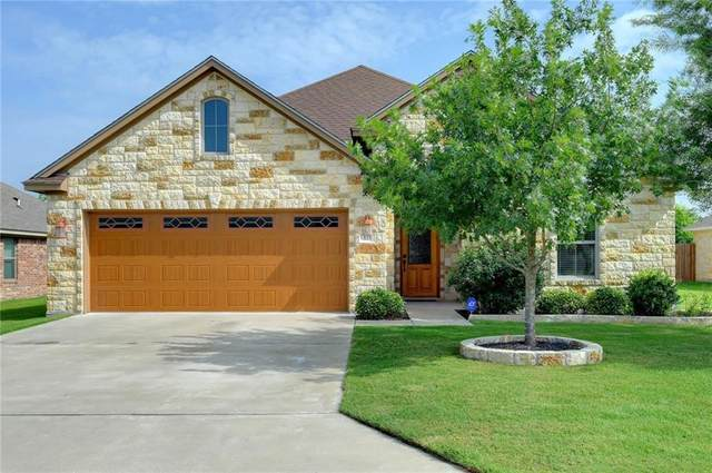 125 Walter Way, Jarrell, TX 76537 (#1660996) :: Service First Real Estate