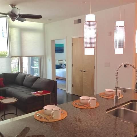 1600 Barton Springs Rd #6102, Austin, TX 78704 (MLS #1662586) :: Bray Real Estate Group