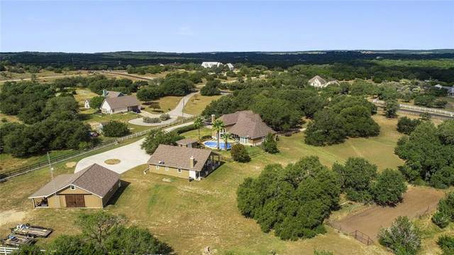 4001 Settlers Trl, Dripping Springs, TX 78620 (#1664463) :: Realty Executives - Town & Country