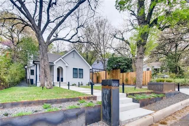 1209 Alta Vista Ave, Austin, TX 78704 (#1665998) :: The Heyl Group at Keller Williams