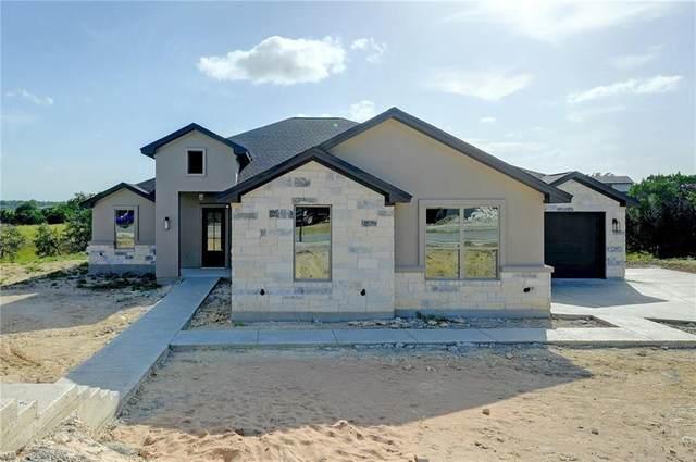 128 Quiet Oak Cv, Liberty Hill, TX 78642 (#1666511) :: Watters International