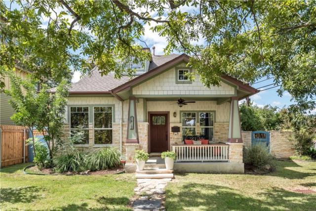 5012 Finley Dr, Austin, TX 78731 (#1667172) :: Ben Kinney Real Estate Team