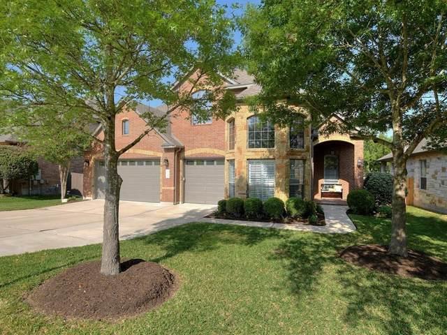 1208 Rhondstat Run, Cedar Park, TX 78613 (#1667596) :: Azuri Group | All City Real Estate