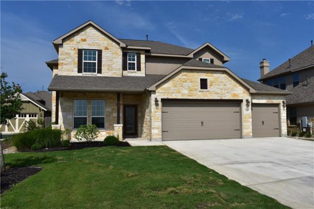 105 Norcia Loop, Liberty Hill, TX 78642 (#1667698) :: RE/MAX Capital City