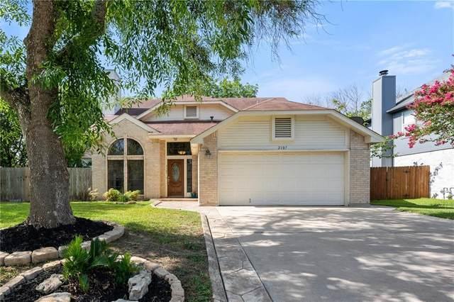 2107 Mimosa Trl, Round Rock, TX 78664 (MLS #1667771) :: NewHomePrograms.com
