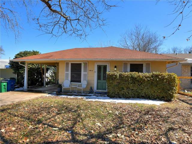 5405 Duval St, Austin, TX 78751 (#1670039) :: Papasan Real Estate Team @ Keller Williams Realty