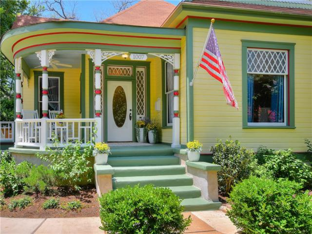 1007 Willow St, Austin, TX 78702 (#1670624) :: The Heyl Group at Keller Williams