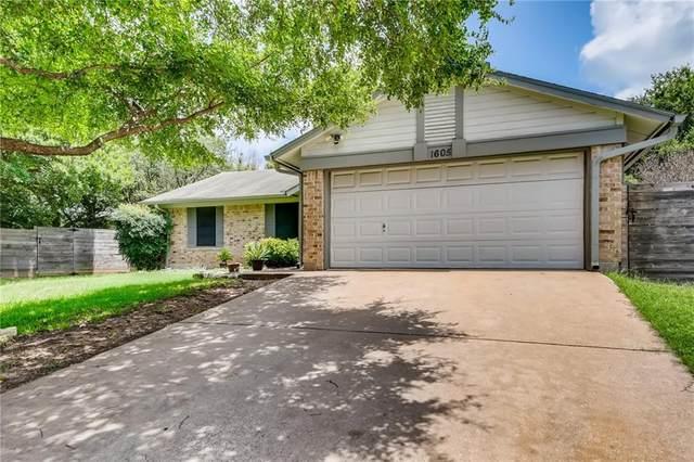 1605 Cattle Trl, Austin, TX 78748 (#1670836) :: Papasan Real Estate Team @ Keller Williams Realty