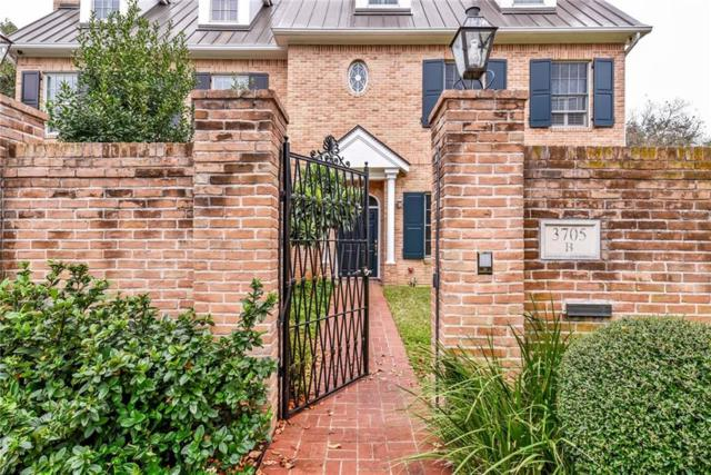 3705 Gilbert St B, Austin, TX 78703 (#1671170) :: The Smith Team