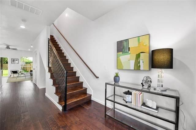 600 Delmar Ave A, Austin, TX 78752 (#1672435) :: Green City Realty