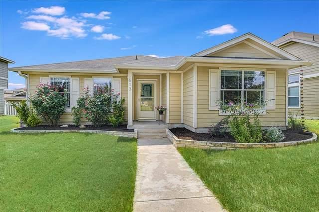 513 Freeland Path, Round Rock, TX 78664 (MLS #1673871) :: NewHomePrograms.com
