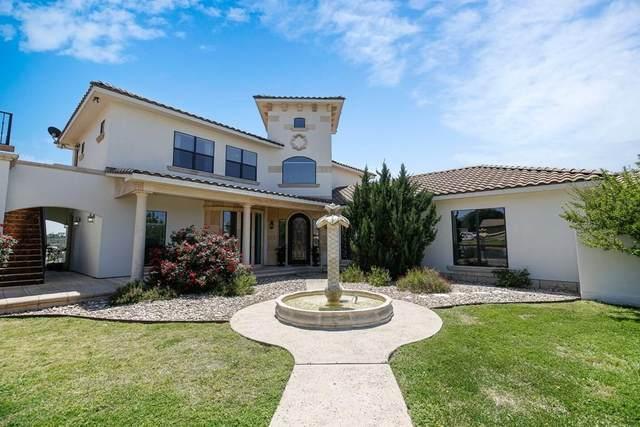 409 Cielo Cir, Marble Falls, TX 78654 (#1674410) :: The Perry Henderson Group at Berkshire Hathaway Texas Realty
