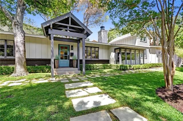 1306 Possum Trot St, Austin, TX 78703 (#1675523) :: Papasan Real Estate Team @ Keller Williams Realty