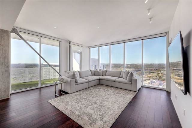 301 West Ave #3007, Austin, TX 78701 (#1676648) :: R3 Marketing Group