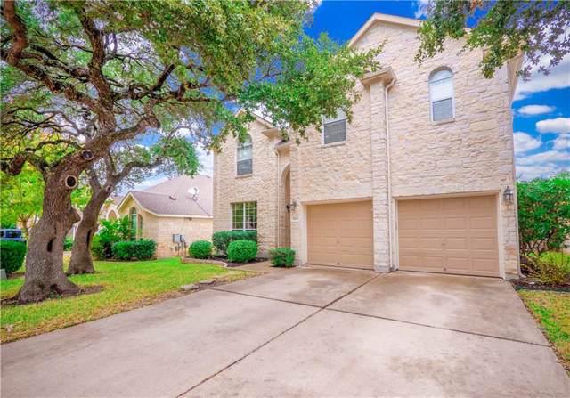 1821 Paradise Ridge Dr, Round Rock, TX 78665 (#1678608) :: Douglas Residential