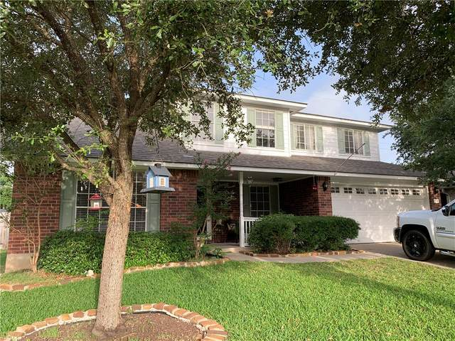 3205 Saint Genevieve Dr, Leander, TX 78641 (#1679208) :: Lancashire Group at Keller Williams Realty