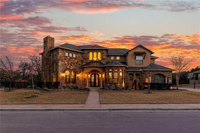 1109 Shinnecock Hills Dr, Georgetown, TX 78628 (#1680093) :: Green City Realty