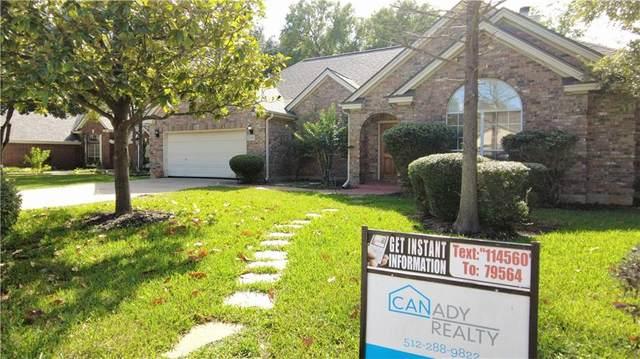 2910 Brandy Ln, Georgetown, TX 78628 (#1684814) :: Ben Kinney Real Estate Team