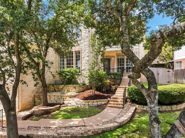 3452 Mulberry Creek Dr, Austin, TX 78732 (#1685164) :: Papasan Real Estate Team @ Keller Williams Realty