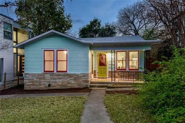 2803 E 14th St, Austin, TX 78702 (#1686007) :: 12 Points Group