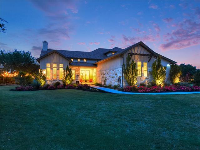 408 Old Pecan Ln, Leander, TX 78641 (#1688555) :: Douglas Residential