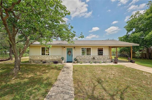 475 Brooks Mill Rd, Bertram, TX 78605 (#1689389) :: Realty Executives - Town & Country
