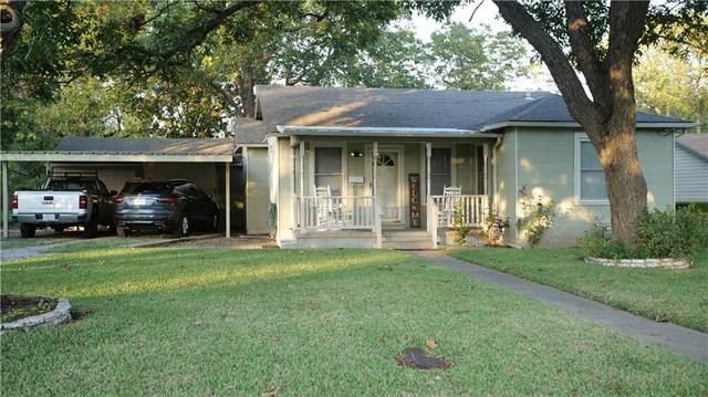 614 Brentwood St, Austin, TX 78752 (#1689963) :: Papasan Real Estate Team @ Keller Williams Realty