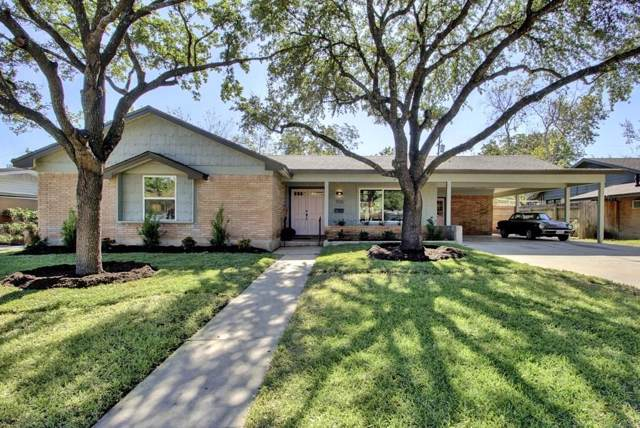1705 Ridgemont Dr, Austin, TX 78723 (#1692832) :: The Perry Henderson Group at Berkshire Hathaway Texas Realty