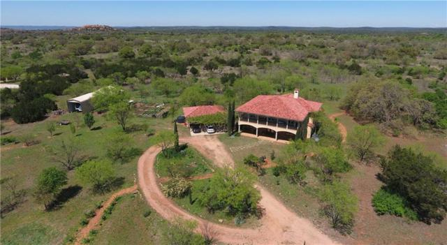 1400 Rocky Hollow Dr, Burnet, TX 78611 (#1693473) :: Ana Luxury Homes