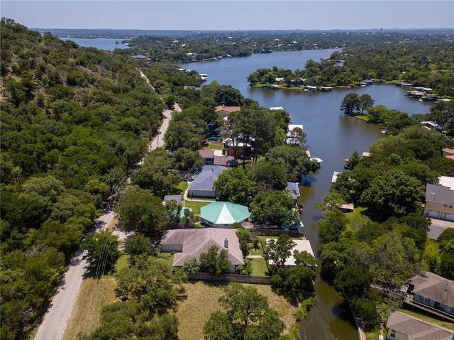 106 Skyline Dr, Sunrise Beach, TX 78643 (#1694465) :: Realty Executives - Town & Country