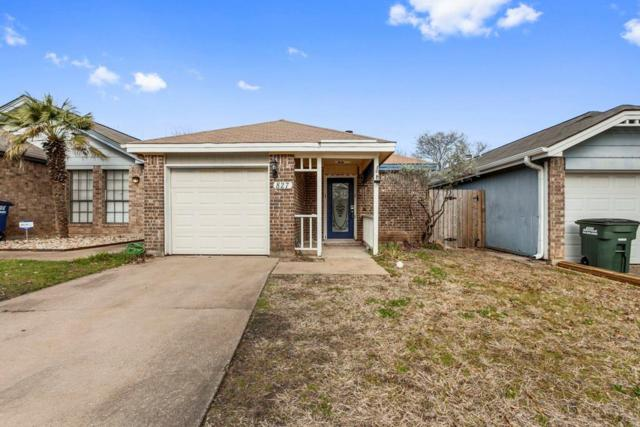 827 Topaz Ln, Leander, TX 78641 (#1694692) :: The ZinaSells Group