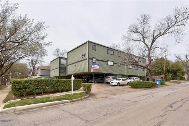 2200 San Gabriel St #301, Austin, TX 78705 (MLS #1697831) :: Vista Real Estate