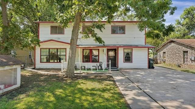 133 Sherwood St, San Marcos, TX 78666 (MLS #1697865) :: Vista Real Estate
