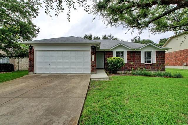 1406 Quicksilver St, Round Rock, TX 78665 (#1698674) :: The Summers Group