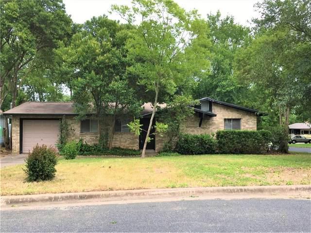 4709 Gillis St, Austin, TX 78745 (#1700187) :: Zina & Co. Real Estate