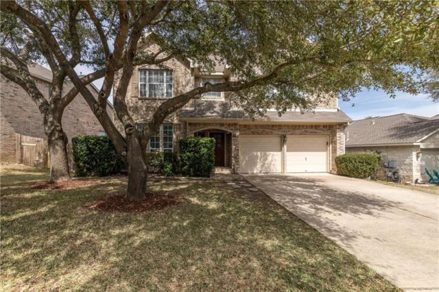 9009 Magic Mountain Ln, Round Rock, TX 78681 (#1700955) :: Papasan Real Estate Team @ Keller Williams Realty