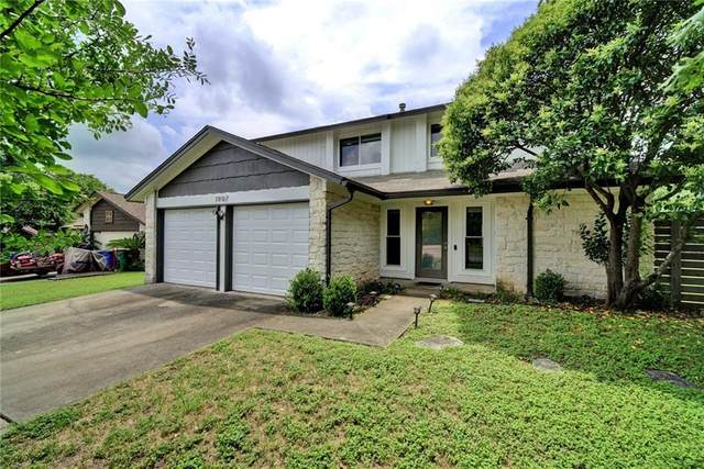1907 Burgundy Cv, Austin, TX 78727 (#1701782) :: The Summers Group