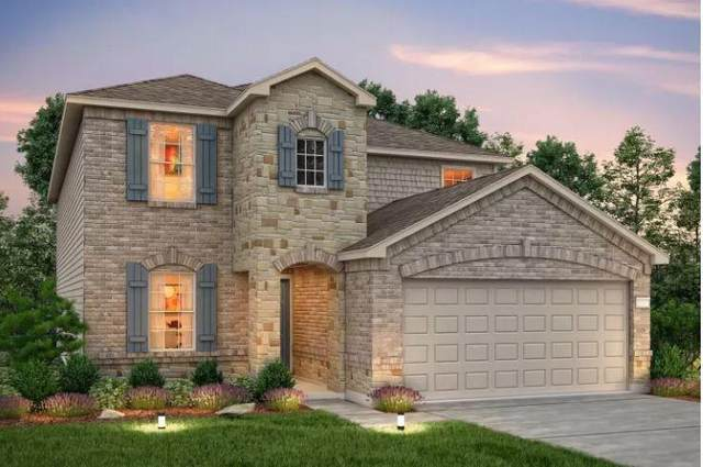 100 Hares Foot Cv, Georgetown, TX 78626 (#1701790) :: Realty Executives - Town & Country