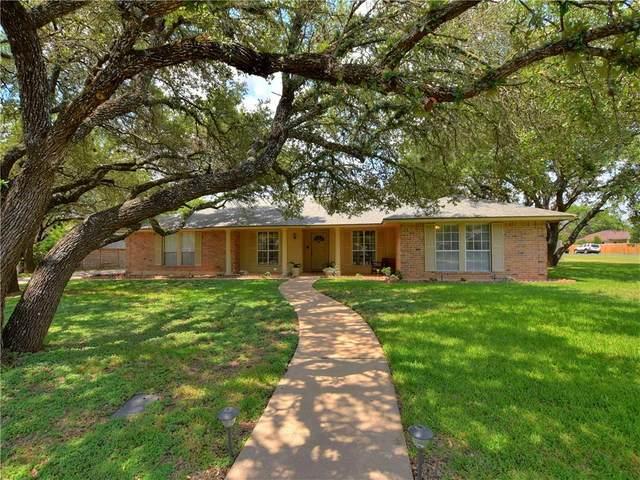 2804 Elm Trl, Round Rock, TX 78681 (#1701792) :: Papasan Real Estate Team @ Keller Williams Realty