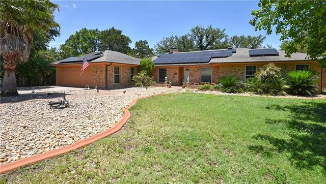 820 Trail Crest Dr, Harker Heights, TX 76548 (#1702033) :: Watters International