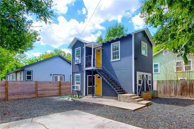 1708 Garden St #2, Austin, TX 78702 (#1702040) :: The Perry Henderson Group at Berkshire Hathaway Texas Realty