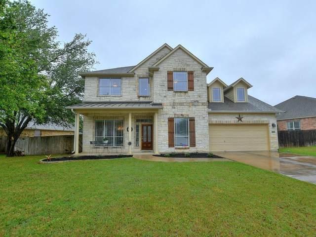 505 Victoria Dr, Cedar Park, TX 78613 (#1703319) :: Realty Executives - Town & Country