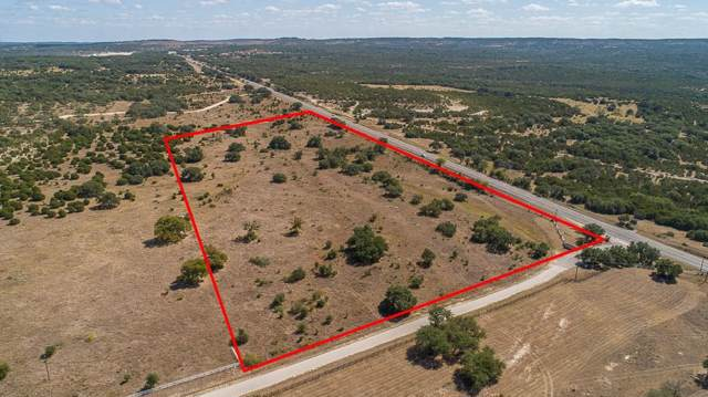 25 acres Hwy 290 And Esperanza Trl, Johnson City, TX 78636 (#1706866) :: The Summers Group