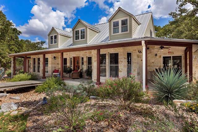 943 Woodland Dr, Fredericksburg, TX 78624 (#1707194) :: The Perry Henderson Group at Berkshire Hathaway Texas Realty