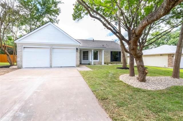 2209 Cedar Branch Dr, Austin, TX 78727 (#1709937) :: Papasan Real Estate Team @ Keller Williams Realty