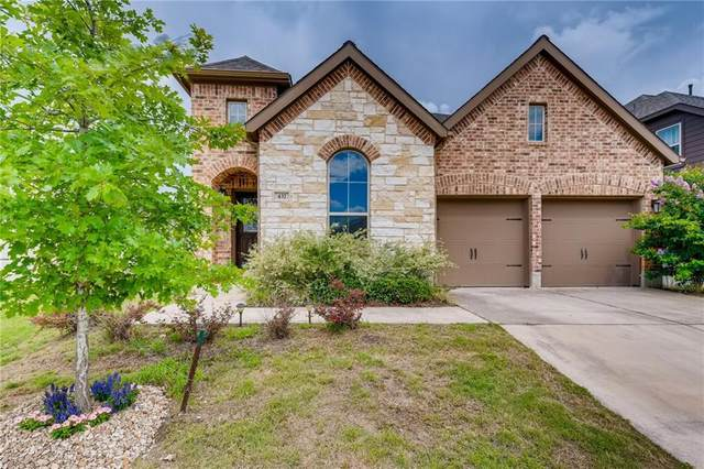 437 Lacey Oak Loop, San Marcos, TX 78666 (#1711174) :: 10X Agent Real Estate Team